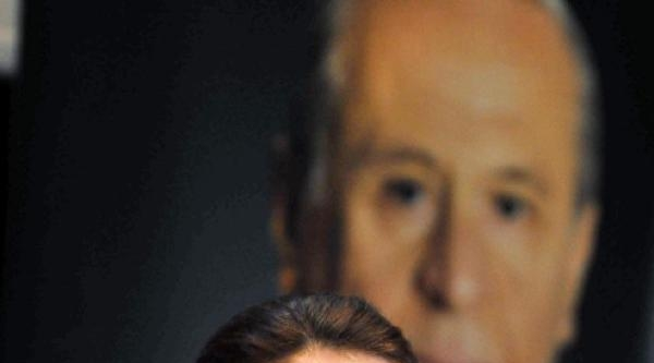 Tbmm Başkan Vekili Akşener: Kasetleri Görmeyenin Görmesini Sağlayan Başbakan'dır