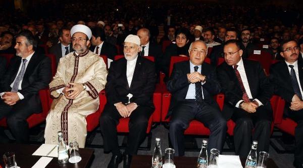 Tbmm Başkani Çiçek'ten Islam Ülkelerine Dürüst Yönetim Eleştirisi