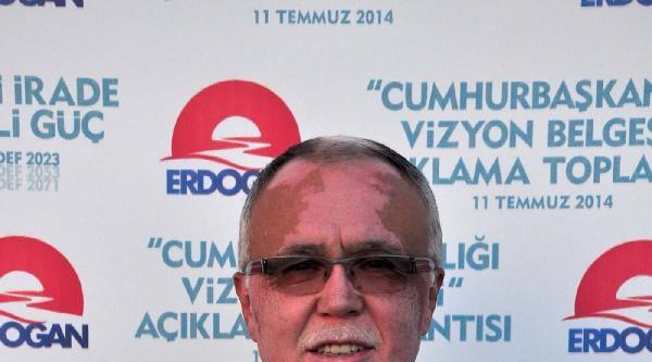 Tbmm Başkanvekili Sadık Yakut: Gül Aday Olursa Partinin Genel Başkanı Olur