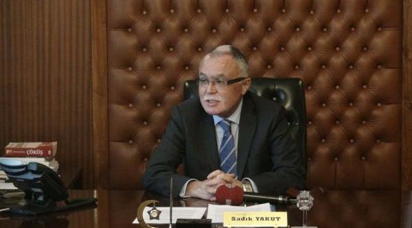 Tbmm Başkanvekili Sadik Yakut, Güney Koreli Parlamenterleri Kabul Etti