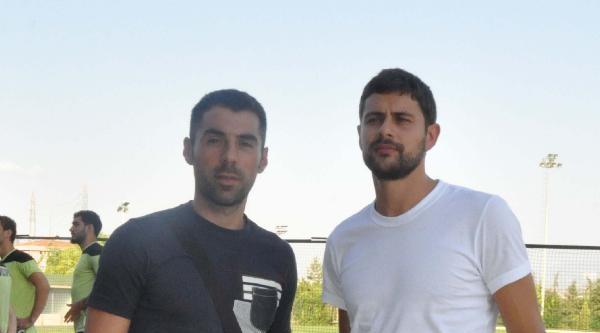 Tekden Denizlispor'a İki Bulgar