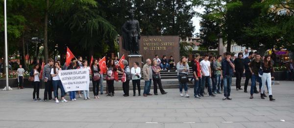 Tekirdağ Ve Kırklareli'nde Gezi Olaylarında Ölenler Anıldı (2)