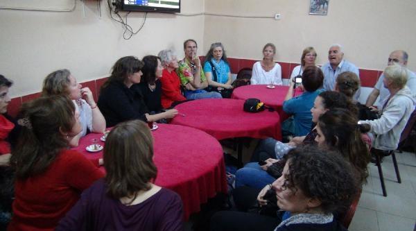 Tekirdağ'a Gelen Turistlere Roman Müziği