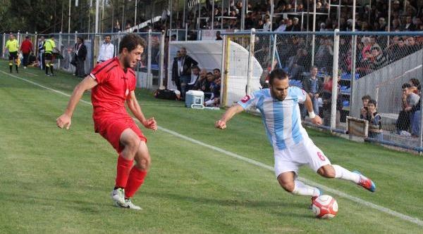 Tekirova Belediyespor - Adliyespor: 1-1