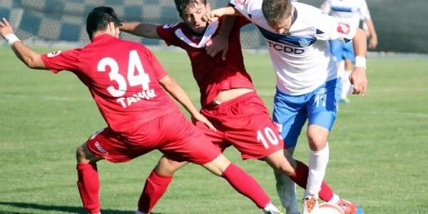 Tekirova Belediyespor - Ankara Demirspor: 0-1