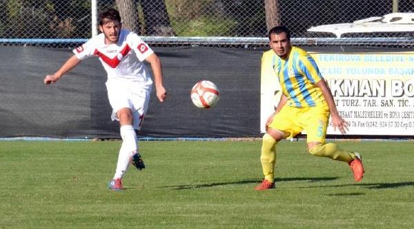 Tekirova Belediyespor-Siirtspor: 6-0