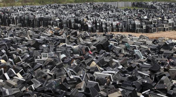 Teknoloji Çöpü Tehlike Saçıyor