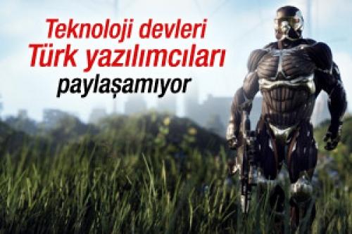 Teknoloji Devleri Türk Yazılımcıları Paylaşamıyor!