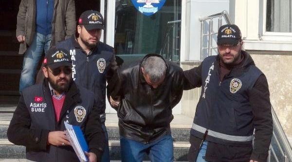 Telefon Dolandiricilarinin Malatya'daki Elebaşi Yakalandi