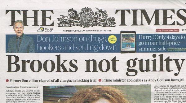 Telekulak Mahkemesi Kararları İngiltere'de Manşetlerde
