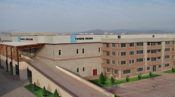 Tempa Pano'dan Gebze'de 25 Milyon Dolarlık Yatırım