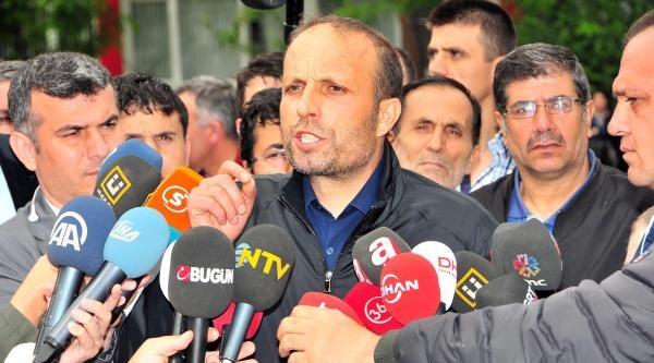 Tepkili Maden İşçileri, Sendika Başkanını Konuşturmadı