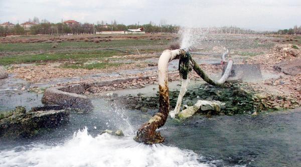 Termal Su Yıllardır Boşa Akıyor