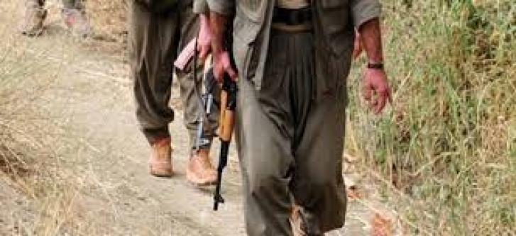 Teröristler Diyarbakır'da Mehmetçiğe Ateş Açtı...