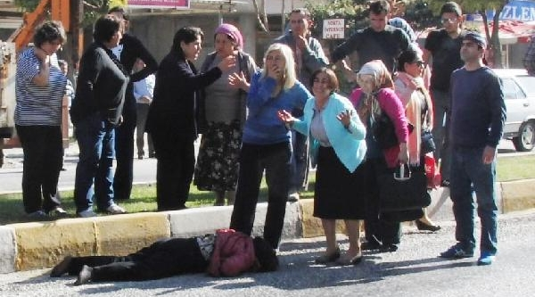 Tgb Genel Başkani Cengiz'In Teyzesi Kazada Yaralandi