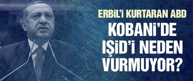 The Independent'tan Kobani, ABD ve Erdoğan iddiası!