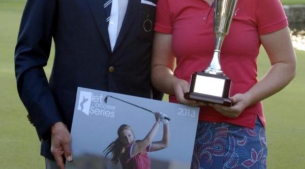 The Mineks Ladies Classic Şampiyonu Belçikali Leurouin