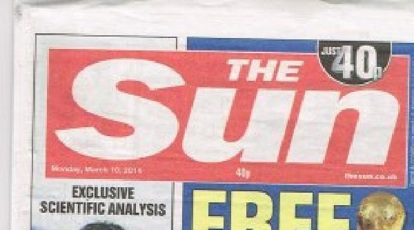 The Sun: Kalçalara Merak İlk Çağlardan Geliyor