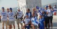 19'ncu Veteran Avrupa Atletizm Şampiyonasi'nin Açılış Törenı Yapıldı (fotoğraflar)