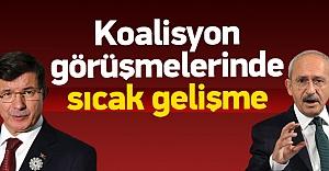 AK Parti ile CHP heyetleri arasında ilk görüşme