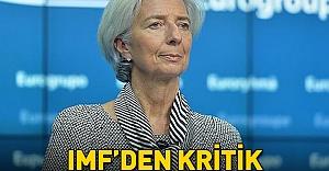 'IMF Yunanistan'a yardıma hazır'