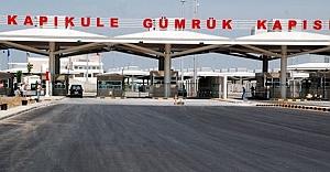 Kapıkule Sınırı araç giriş rekoru kırdı