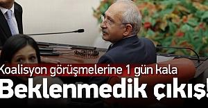 Kılıçdaroğlu: Kabinede olmayabilirim