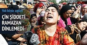 Ramazan'da 28 Uygur öldürüldü