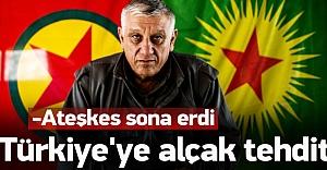 Türkiye#039;ye alçak tehdit