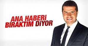 Cüneyt Özdemir ana haberi sunmayacağını...