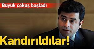 HDP etrafında oluşan kirli ittifak çöktü!
