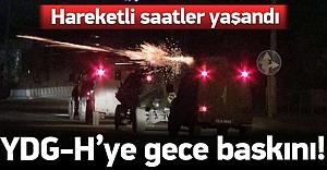 Şırnak'ta YDG-H operasyonu