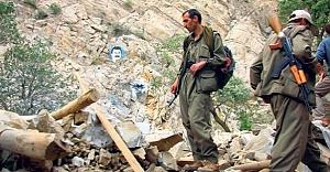 Yanan paralar 10 PKK#039;lının sonu...