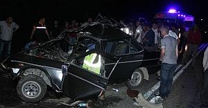 16 yaşındaki genç trafik canavarı kurbanı oldu