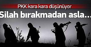 AK Parti'den çözüm sürecine silah bırakma şartı