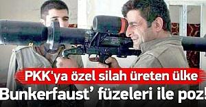 Almanya#039;dan PKK#039;ya özel...