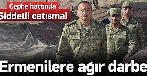 Azeri ordusu, 4 Ermeni askerini Öldürdü