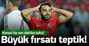 Konya'da son dakikada şoka girdik!