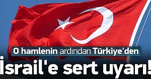 O hamle sonrası Türkiye#039;den...