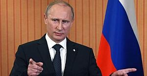 Putin'den terörizme karşı uluslararası koalisyon çağrısı