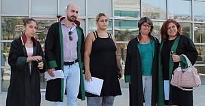 Şiddet mağduru Kübra Türkiye'ye...