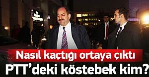 Zekeriya Öz'ün ihraç belgesi PTT'de yok oldu