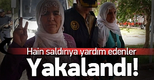 2 polisi şehit eden PKKlılar yakalandı!
