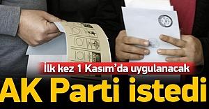 AK Parti'nin ikazıyla Güneydoğu'ya özel tedbirler
