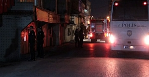 Çanakkale'de 400 polisle dev operasyon