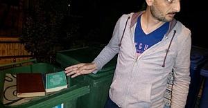 Çöpte Kuran-ı Kerim bulunması büyük tepki çekti
