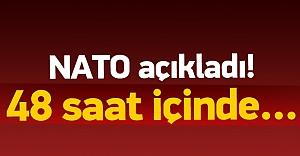 NATO Genel Sekreteri'nden Türkiye açıklaması