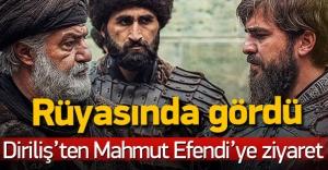 Diriliş'in Alp'inden Mahmud Efendi'yi ziyaret