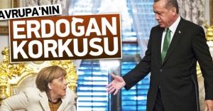 Financial Times: Erdoğan AB'ye diz çöktürdü