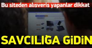 pcdepo.com'dan alışveriş yapanlar dikkat!